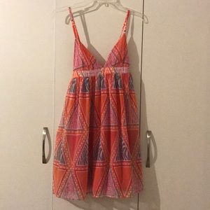 HM size 4 slowly summer dress